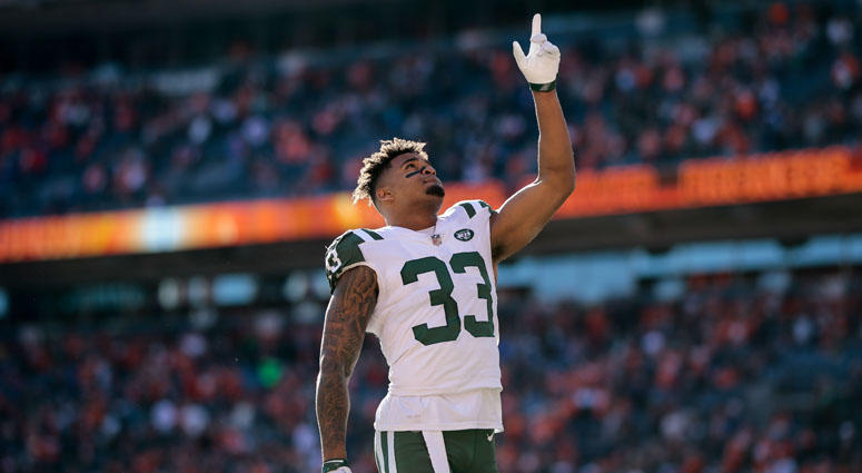 Jets safety Jamal Adams
