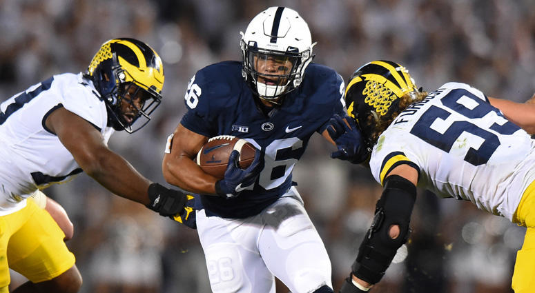 Giants Select RB Saquon Barkley With Second Overall Pick In NFL Draft 82dea9a9a