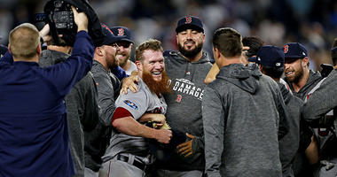 Yankees-Red Sox ALDS Game 4 Photo Gallery