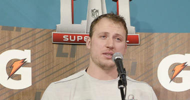 Nate Solder Banged Up At Minicamp