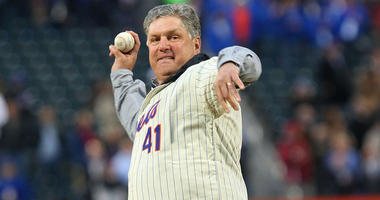 Tom Seaver in 2009