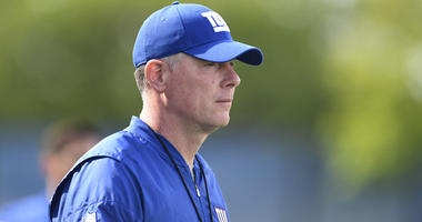 Giants coach Pat Shurmur