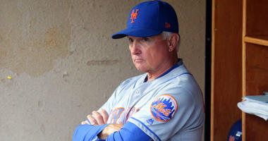 Clip Of Terry Collins Screaming At Umpire Was Leaked