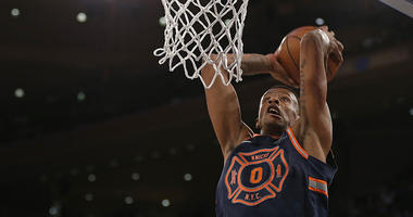 Knicks Waive Forward Troy Williams
