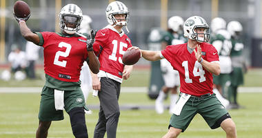 Bridgewater Shines, Darnold Struggles As Jets Open OTAs