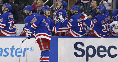 Hartnett: Easy To Pinpoint Why Rangers Are NHL's Hottest Team