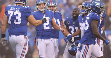 Giants Hold On To Beat Bears In OT Thriller 30-27