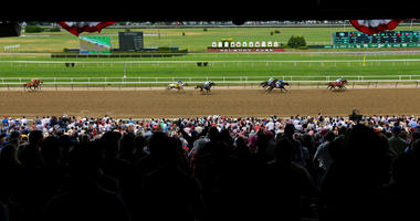 The 2015 Belmont Stakes