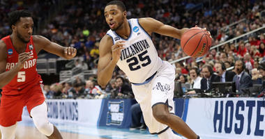 Villanova's Mikal Bridges