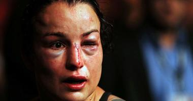 Raquel Pennington after UFC 224