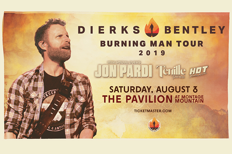 Image result for Dierks Bentley and Jon Pardi at the Pavilion at Montage in Scranton August 3rd