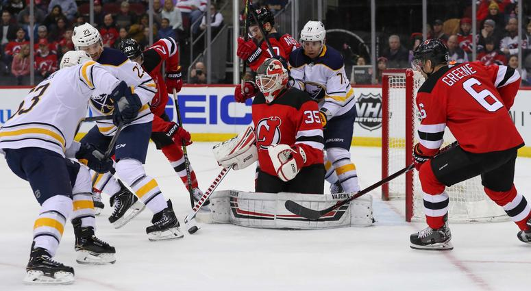 The Sabres dominate the Devils, but still can't win