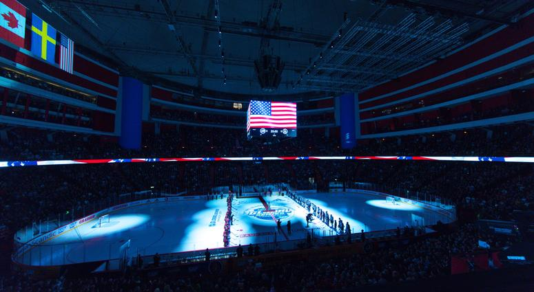 Sabres to play two games in Sweden next season