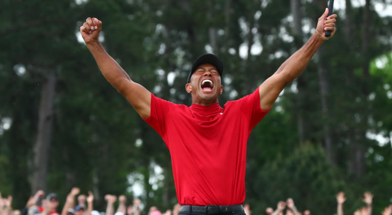 Tiger Woods: The Modern Tragic Hero | by Connor