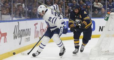 The Sabres are a no show against the Leafs