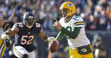 Packers at Bears to kick off NFL season on Thursday Night