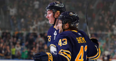 Sabres end seven-game losing streak with 4-3 shootout win over Blues