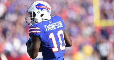 Bills bring back WR Deonte Thompson