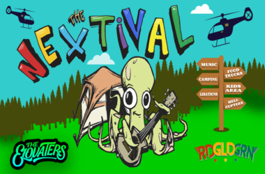 Win weekend passes to THE NEXTIVAL