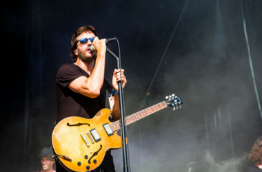 Stephen Jenkins of Third Eye Blind performs