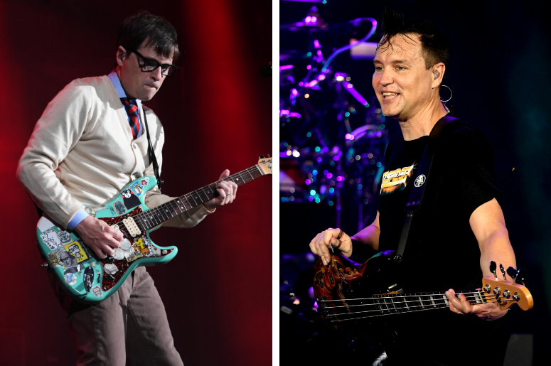 Weezer and Blink-182