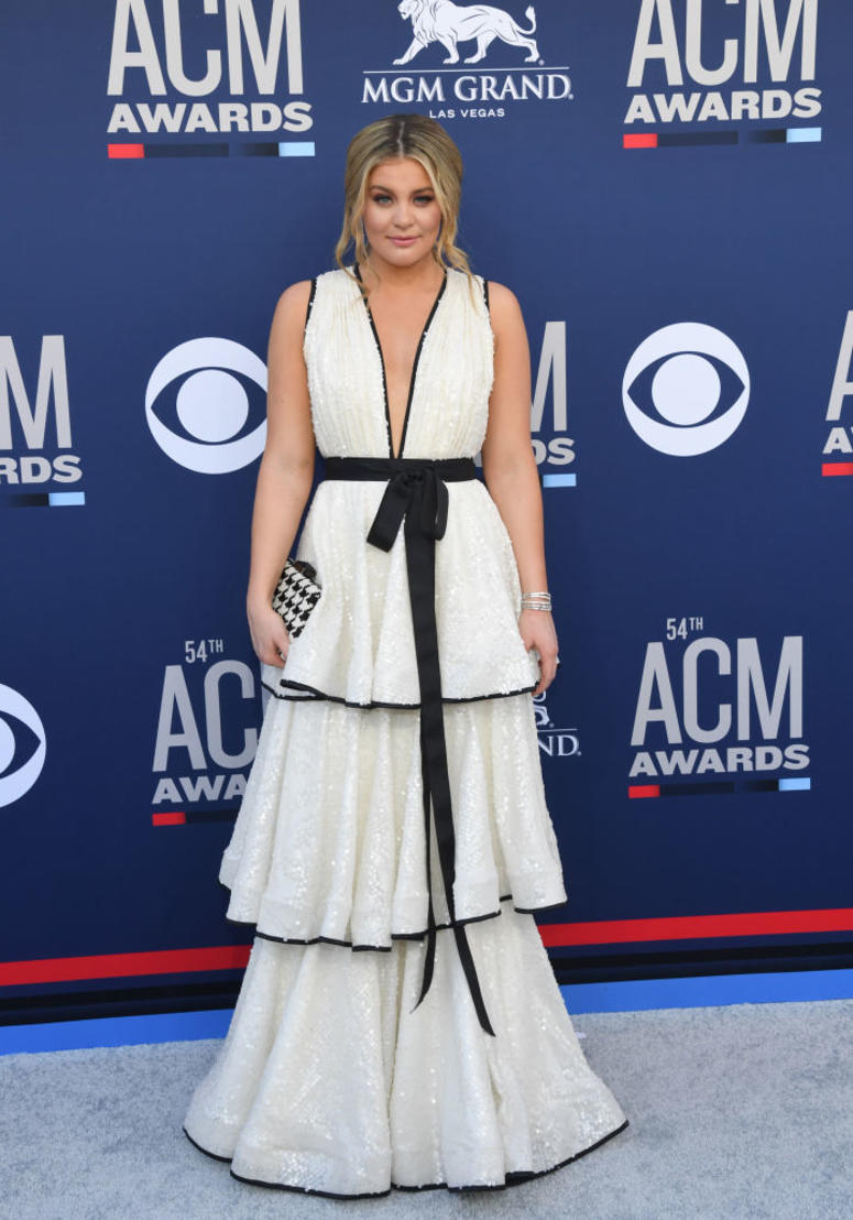 Lauren Alaina attends the 54th Academy Of Country Music Awards at MGM Grand Hotel & Casino on April 07, 2019 in Las Vegas, Nevada