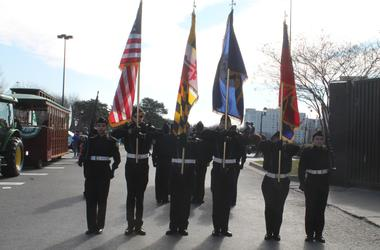 City of Gaithersburg's 18th Annual St Patrick's Day Parade