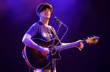 Jason Mraz performed at The Hamilton Live for our latest edition of Fresh Faces, Fresh Music.