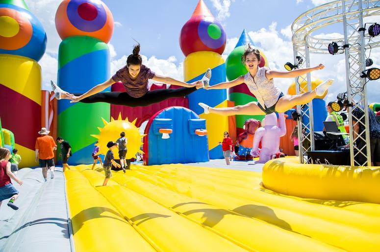 Image courtesy of The Big Bounce America