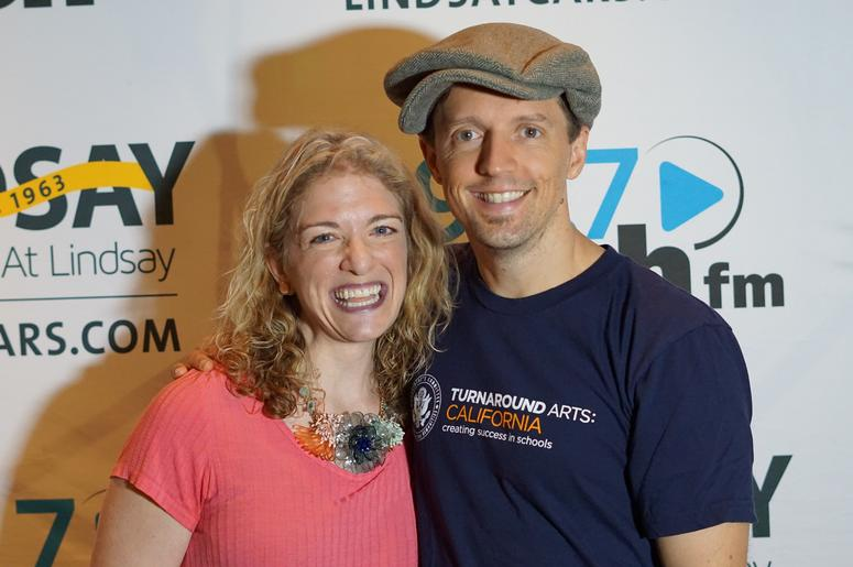 Guests met with Jason Mraz following his performance at The Hamilton Live.