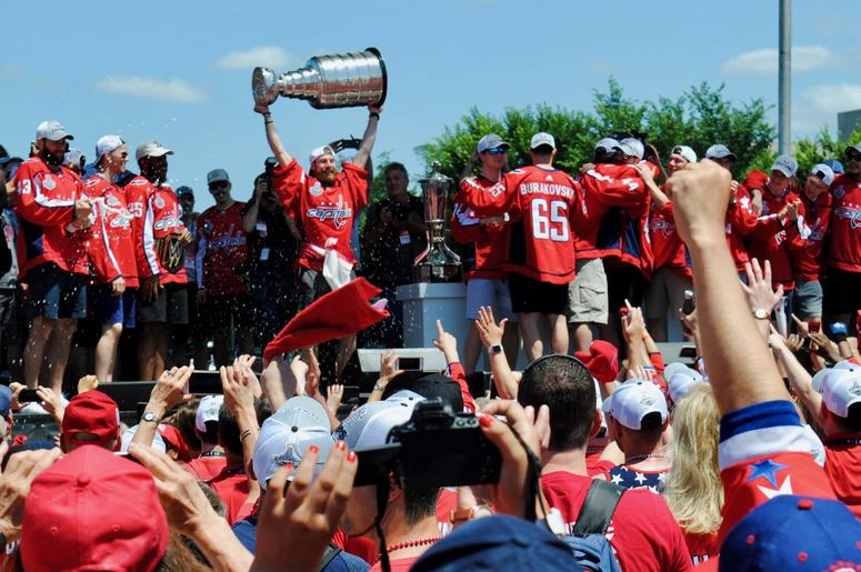 Washington Capitals Stanley Cup Victory Parade Rally