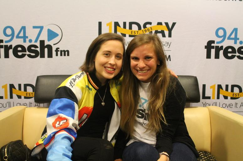 94.7 Fresh FM presents Fresh Faces, Fresh Music with Alice Merton, a singer and songwriter from Ontario, Canada.