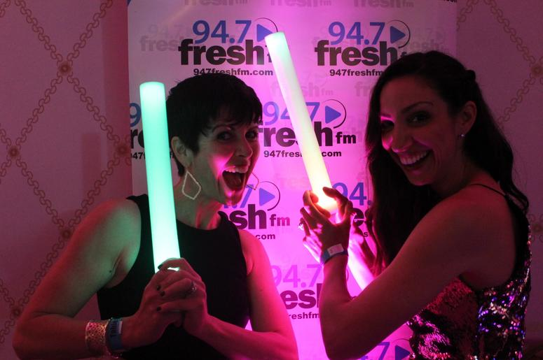 The 94.7 Fresh FM Street Team joins the community for the 12th annual Fashion For Paws Runway Show.