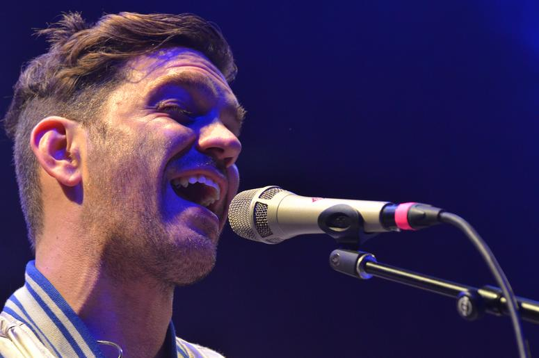 Andy Grammer Not So Silent Night 2017 Fillmore Silver Spring