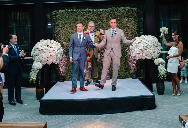tommy mcfly chrys kefalas pendry baltimore altar