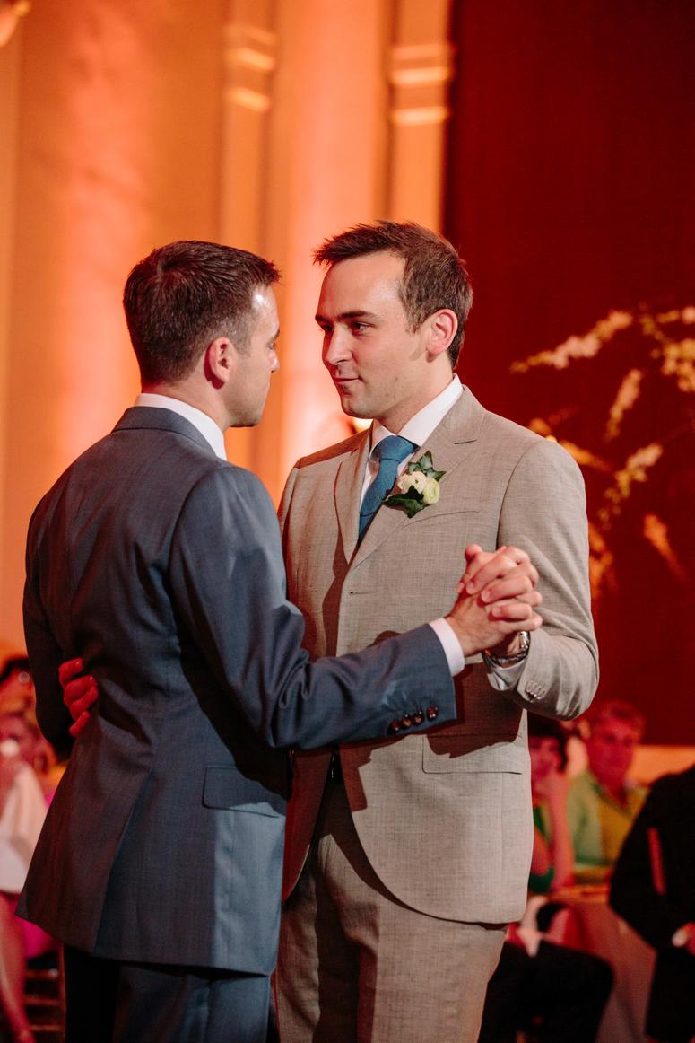 tommy mcfly chrys kefalas dancing pendry baltimore hotel ballroom