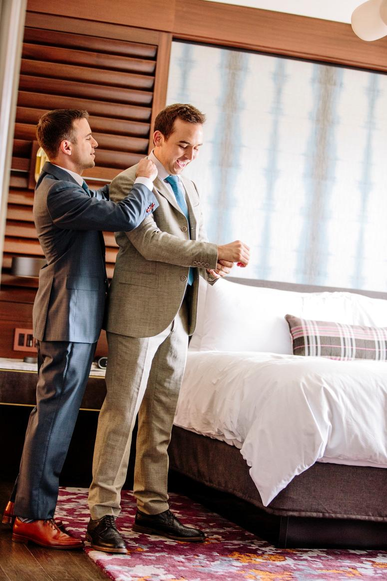 tommy mcfly chrys kefalas pendry baltimore hotel room
