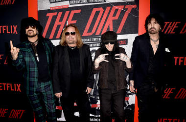 "Motley Crue is being sued by worker who was electrocuted on set of Netflix movie ""The Dirt""."
