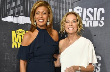 Hoda Kotb Kathie Lee Gifford Today Show