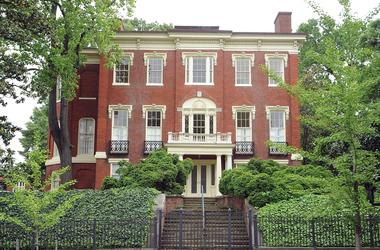 Robert Bass Georgetown house expensive home mansion washington dc