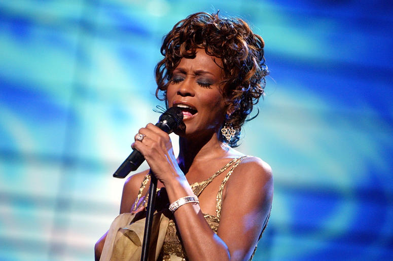 In 1986 Whitney Houston was America's darling and gave us 'Greatest Love Of All'.