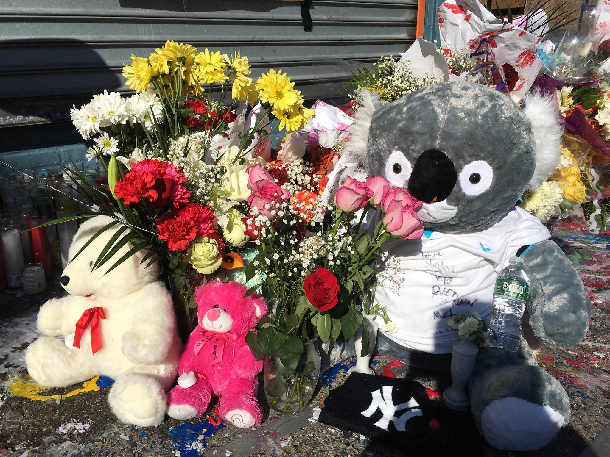 7 Held As Mourners Remember Murdered Bronx Teen 1010 Wins