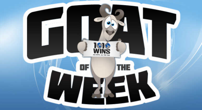 Goat of the Week Logo