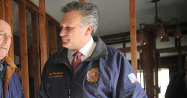 Nassau County Executive Edward Mangano