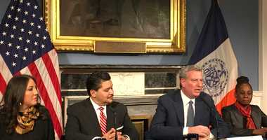 Richard Carranza has been named as the new Schools Chancellor of New York City.