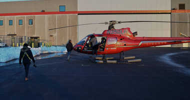Helicopter company involved in deadly crash still operating same flights
