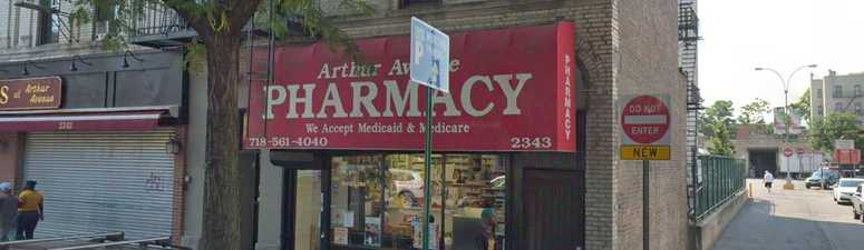 Owner of several NY, NJ pharmacies charged with defrauding IRS