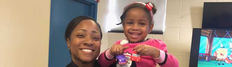 Girl, 3, reunited with family after she's found alone outside Brooklyn school