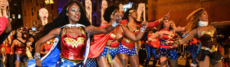 Village Halloween Parade reveals this year's theme