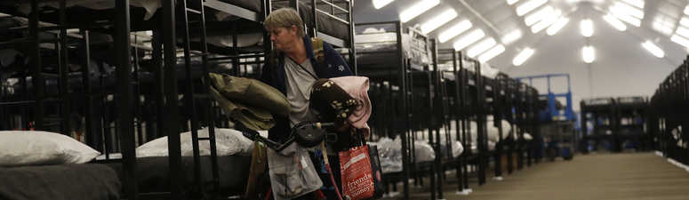 Federal report says homelessness climbed in Conn.
